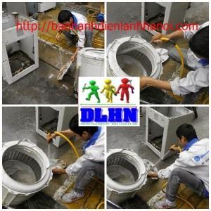dịch vụ bảo dưỡng máy giặt