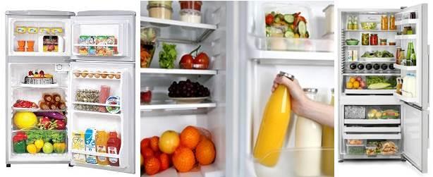 Bí quyết khử mùi hôi trong tủ lạnh