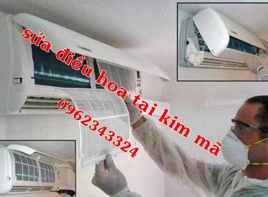 Sửa điều hòa tại Kim Mã