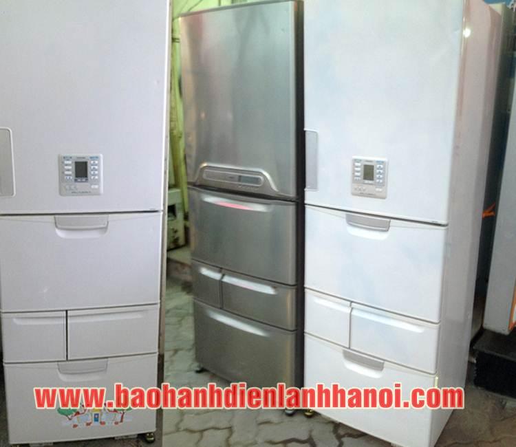 Trung tâm sửa tủ lạnh nội địa Nhật tại Hà Nội uy tín