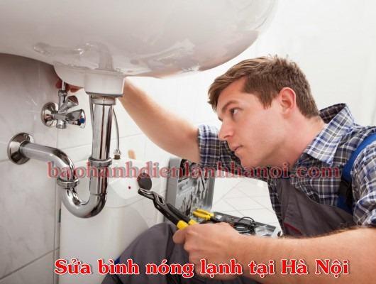 tu sửa bình nóng lạnh tại nhà