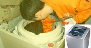 Đội ngũ kỹ thuật chuyên về máy giặt cửa đứng