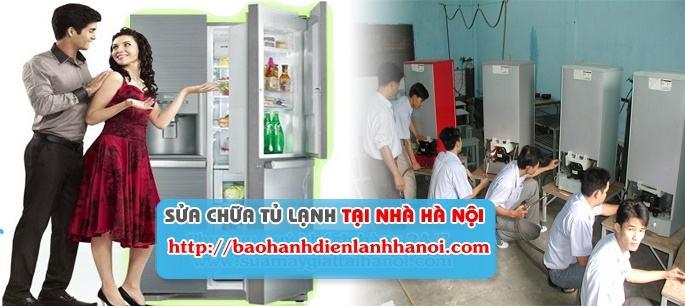 Dịch vụ sửa tủ lạnh bách Khoa hà Nội uy tín chuyên nghiệp