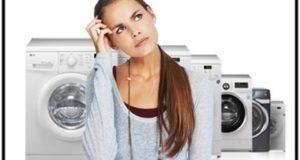 băn khoăn vi sao máy giặt không vắt