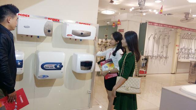 Bảo hành bình nóng lạnh piceza tại Hà Nội