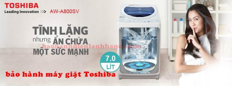 bảo hành Toshiba