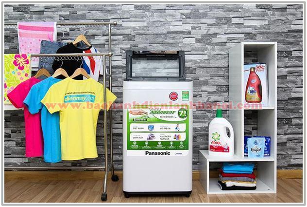 Bảo hành máy giặt Panasonic chính hãng