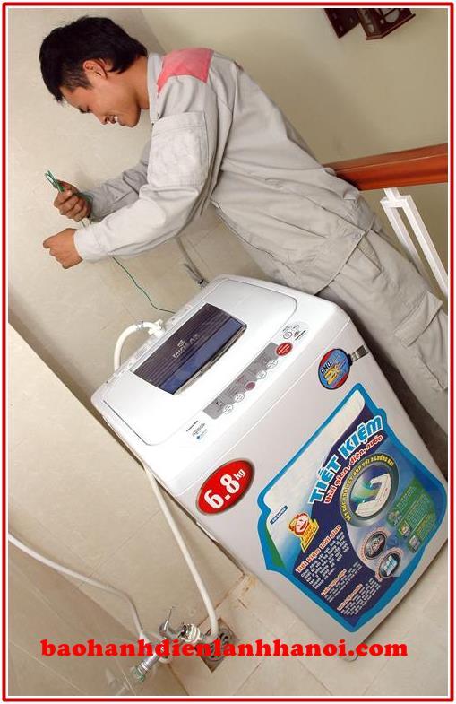Bảo hành sửa chữa máy giặt Toshiba tại nhà