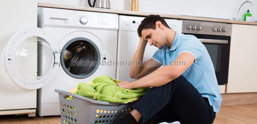 Dịch vụ sửa máy giặt tại trường chinh