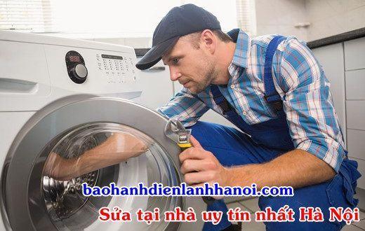 Sửa máy giặt uy tín Hà Nội giá rẻ