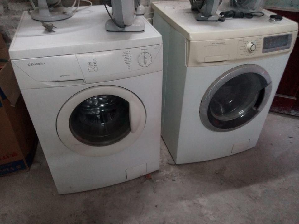 Địa chỉ sửa máy giặt Electrolux uy tín tại Hà Nội