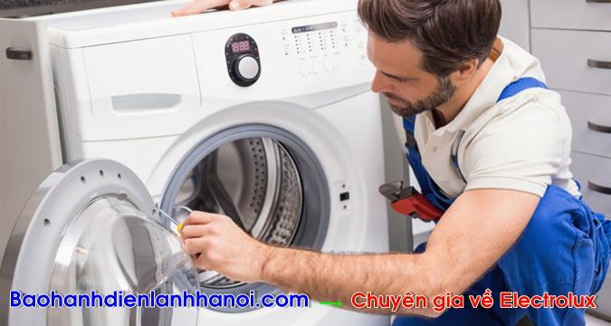Sửa máy giặt Electrolux tại Hà Đông
