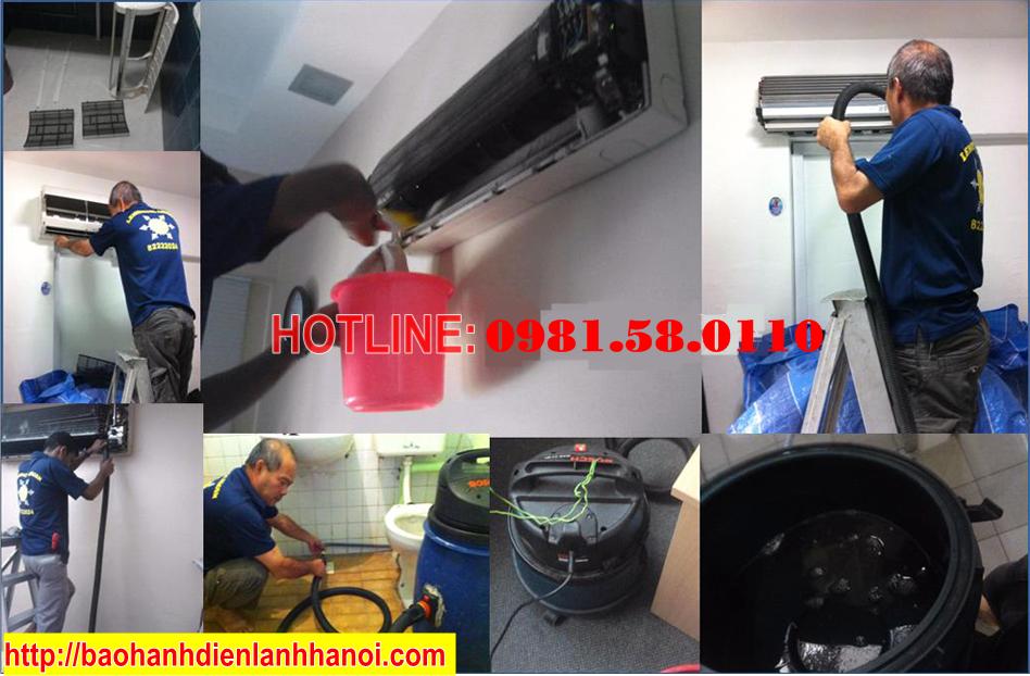 Sửa điều hòa tại nhà quận Hoàn Kiếm