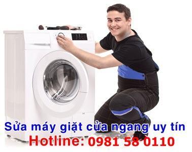sửa máy giặt cửa ngang uy tín tại Hà Nội