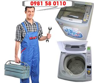 sua máy giặt Samsung