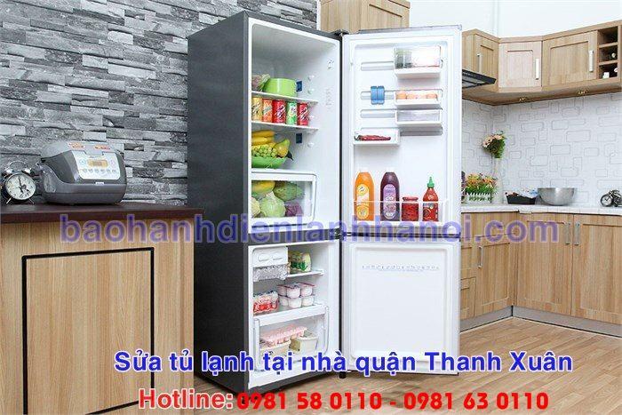 sửa tủ lạnh tại nhà quận Thanh Xuân