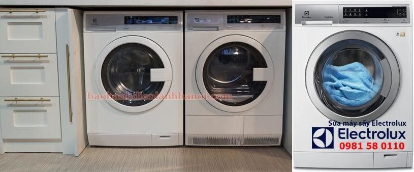 Sửa chữa máy giặt Electrolux tại Hồ Đền Lừ