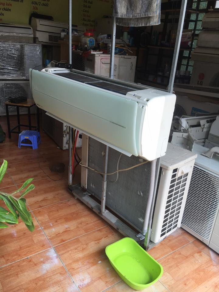 dieu hoa national noi dia, nhat bai, inverter