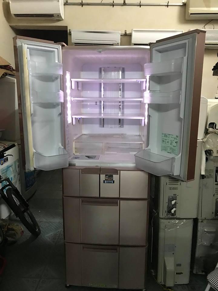 Sửa tủ lạnh Hitachi nội địa, Nhật bãi