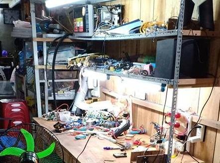 Sửa chữa bo mạch máy giặt tại Hà Nội