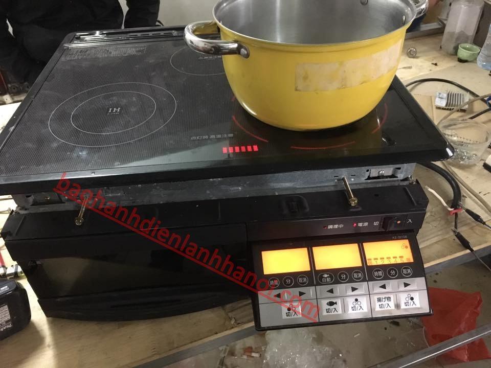 sửa chữa bo mạch bếp từ Nhật nội địa