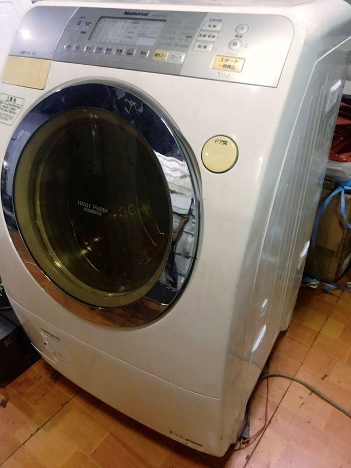 Bảng mã lỗi máy giặt National nội địa