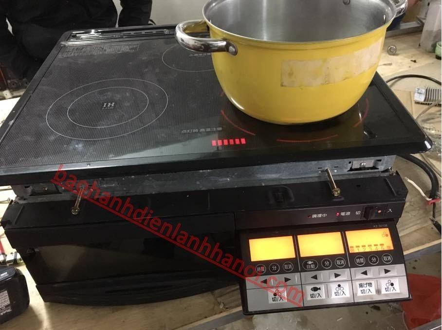 Sửa chữa bếp từ nội địa Nhật tại Hà nội