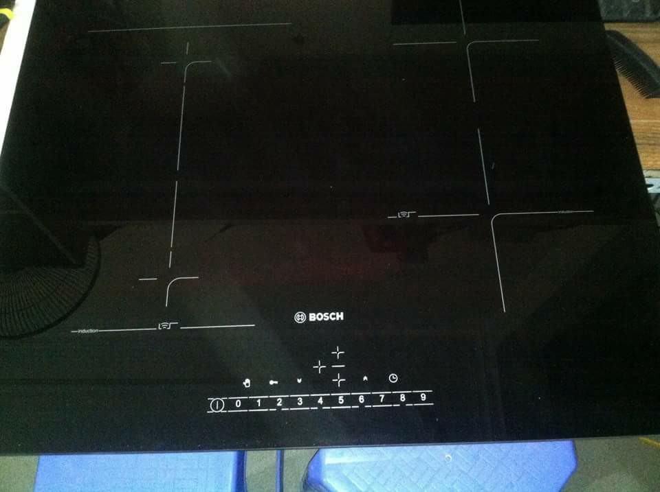 Bảng mã lỗi bếp từ Bosch