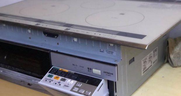 Sửa chữa bếp từ Hitachi nội địa Nhật