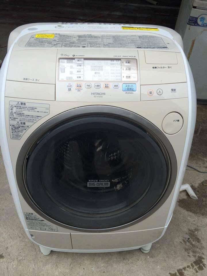 sửa chữa máy giặt Hitachi nội địa Nhật
