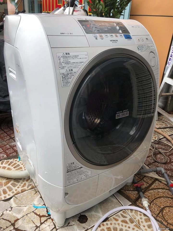 Sửa chữa máy giặt Hitachi nội địa Nhật tại Hà nội