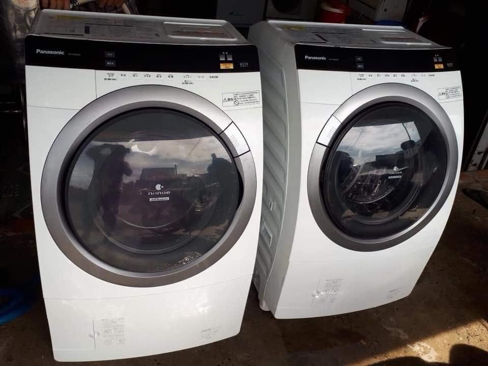 Sửa chữa máy giặt Panasonic nội địa Nhật