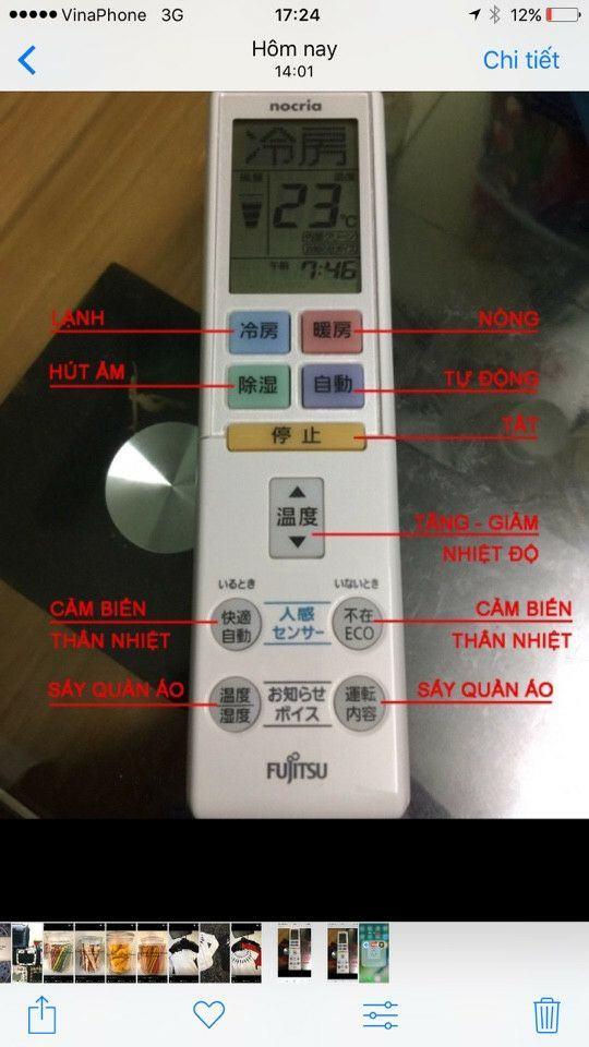 Sửa điều hòa Fujitsu nội địa