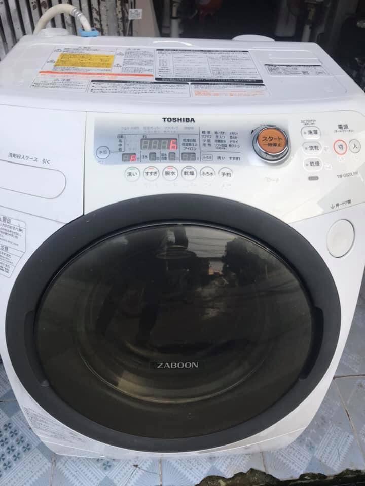 Sửa chữa máy giặt Toshiba nội địa Nhật tại Hà nội
