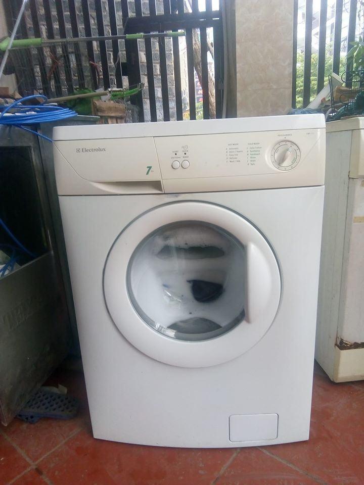 Thu mua máy giặt Electrolux tại Hà nội
