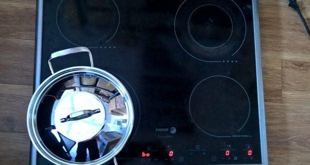 Bảng mã bếp từ Fagor