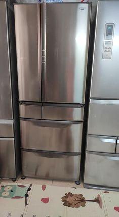 Thu mua tủ lạnh điện 100v