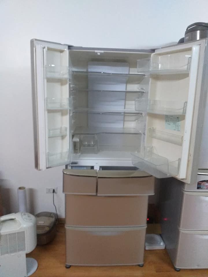 thu mua tủ lạnh nhật bãi