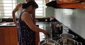 Sửa chữa bếp từ tại quận Ba Đình