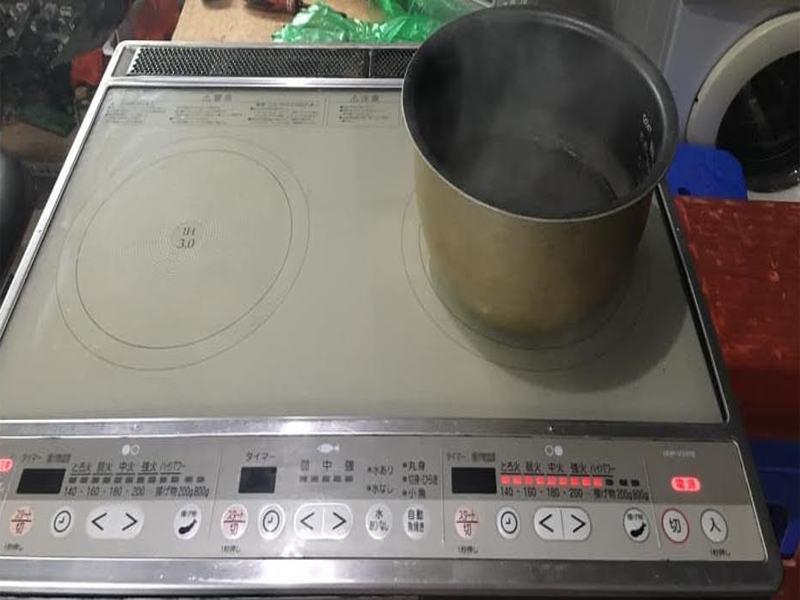 Quy trình sửa chữa bếp từ tại nhà của Baohanhdienlanhhanoi.com