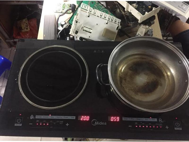 Dịch vụ sửa chữa bếp từ tại Nguyễn Lương Bằng có thể khắc phục mọi sự cố của bếp từ