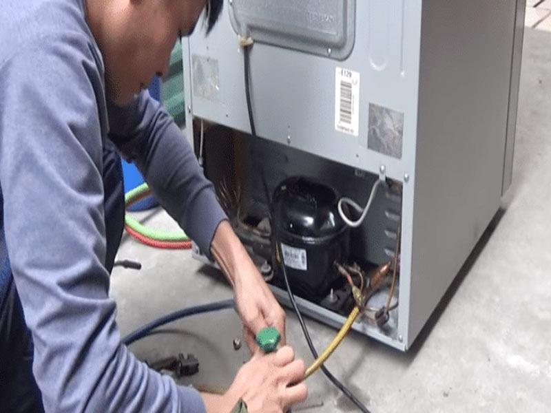 Dịch vụ sửa chữa điều hòa Panasonic tại quận Bắc Từ Liêm