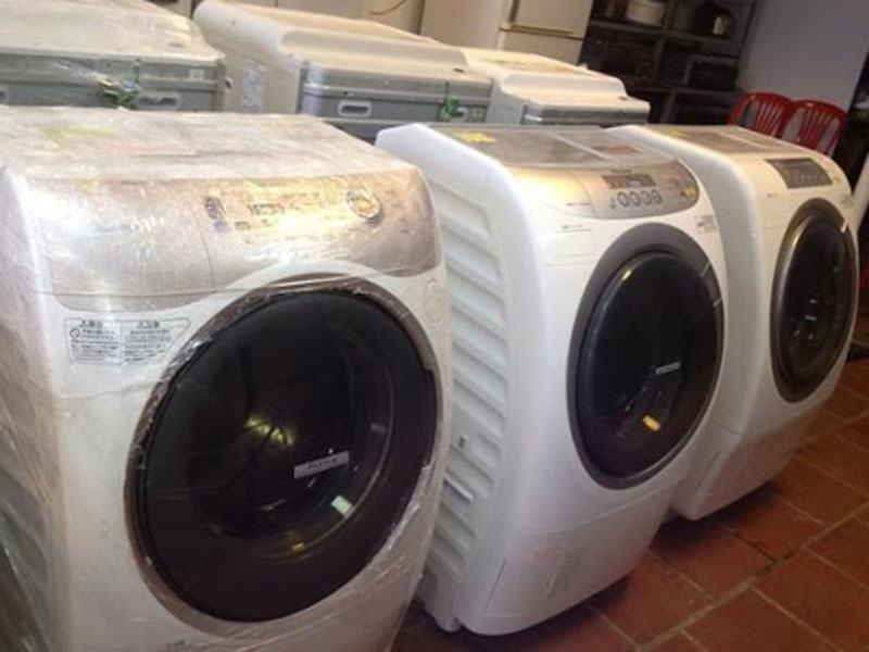 Những ưu điểm vượt trội mà máy giặt nội địa Nhật Bãi đem lại cho người tiêu dùng