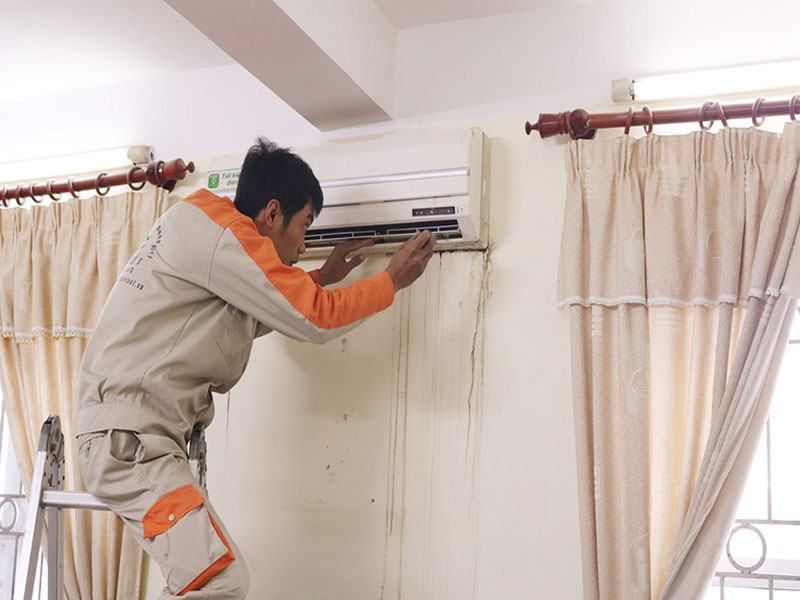 Thợ sửa chữa điều hòa Panasonic tại quận Nam Từ Liêm luôn được đánh giá cao