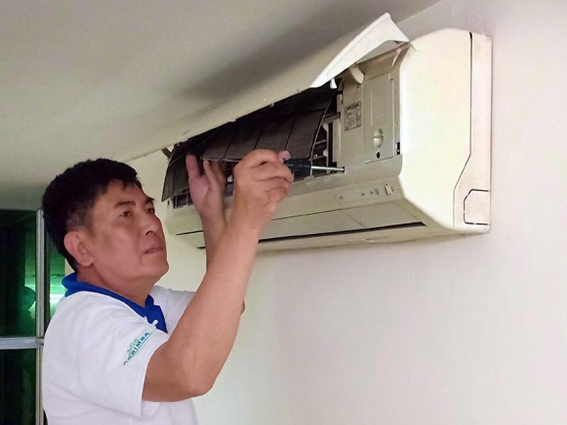 Quy trình làm việc của Trung tâm sửa chữa điện lạnh tại Hà Nội