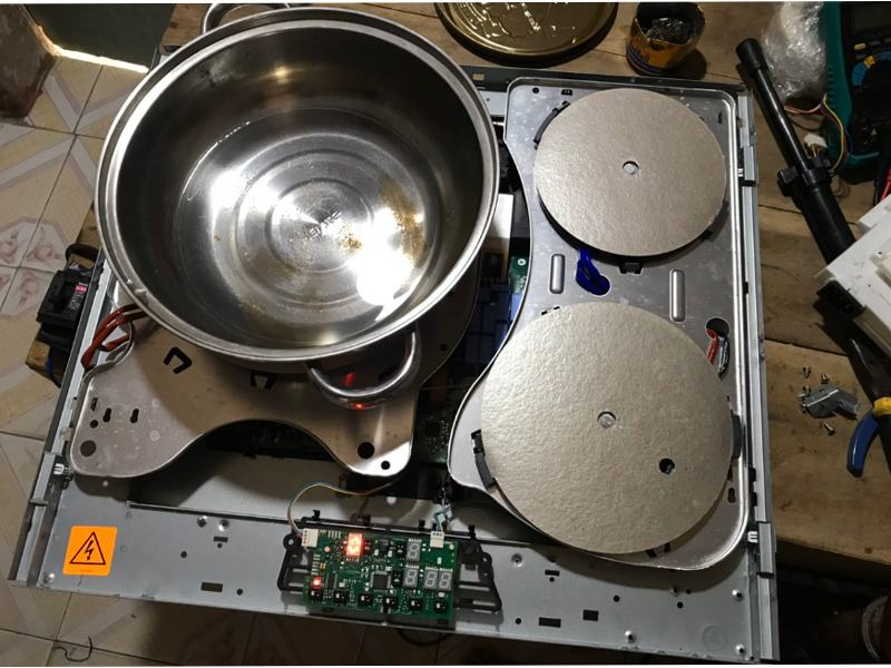 Sửa chữa bếp từ tại Thượng Đình của Trung tâm sửa chữa điện lạnh tại Hà Nội luôn được đánh giá cao