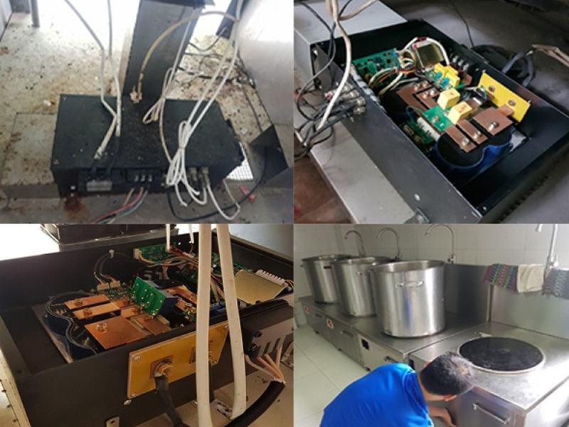Cơ sở sửa chữa bếp từ tại Vương Thừa Vũ đáng để nhiều người lựa chọn