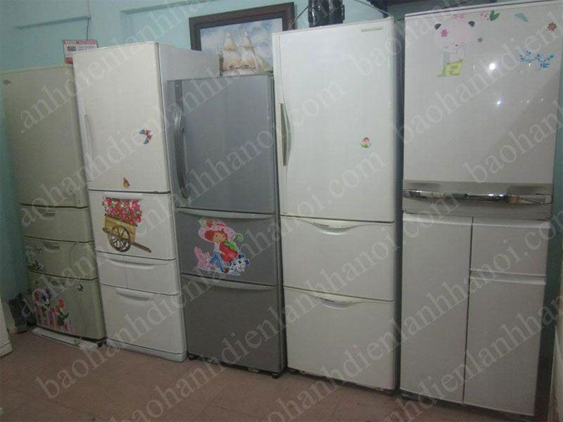 Tủ lạnh nội địa Nhật bãi thường gặp những sự cố nào?