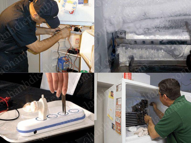 Sửa chữa tủ lạnh nội địa Nhật bãi tại Đống Đa chuyên nghiệp tại nhà