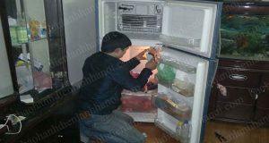 sửa tủ lạnh Hitachi nội địa tại quận Đống Đa